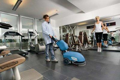 Профессиональная уборка фитнес-клуба – залог здорового образа жизни